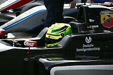 ADAC Formel 4 - Schumacher und Co.: Tests in Oschersleben