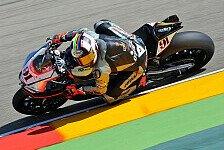 Superbike - Aragon-Superpole: Haslam schlägt brutal zurück