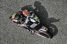 MotoGP - Aprilia: Experimente sorgen für Defekte