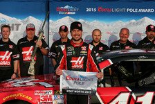 NASCAR - Kein Toyota in der Top-12: Kurt Busch holt Texas-Pole