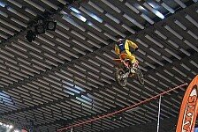 NIGHT of the JUMPs - Video: Die besten Tricks an Tag 1 in Basel