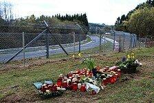 NLS - Trauerfeier am Flugplatz geplant