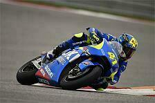 MotoGP - Suzuki: Neuer Ort, gleiches Problem