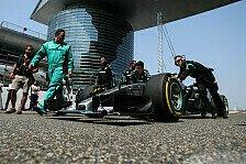 Formel 1 - Die Brennpunkte vor dem China GP