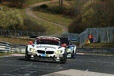 24 h Nürburgring - Zufriedenstellendes Ergebnis für BMW