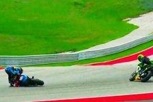 MotoGP - WTF! Espargaro nach Crash stinksauer auf Redding