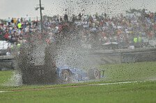 IndyCar - Video: Highlights vom Chaosrennen in Louisiana