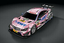 DTM - Die Mercedes-AMG C 63 DTM 2015