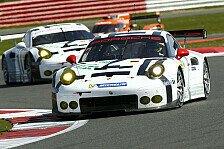 WEC - Porsche 911 bei spannendem Saisonauftakt Zweiter