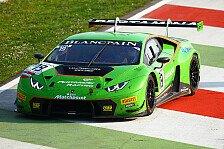Mehr Sportwagen - Drei Deutsche in Lamborghini-Werkskader