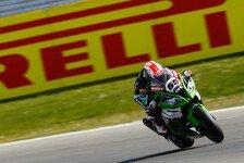 Superbike - Rea siegt in dramatischem ersten Assen-Rennen