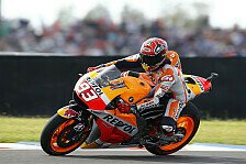 MotoGP - Favoriten allesamt in Spitzengruppe: Warm-Up Las Termas: Marquez dominiert spielend