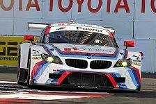 USCC - BMW Team RLL feiert Sieg in Long Beach