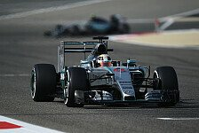 Formel 1 - Let the show begin!: Live-Ticker: Der Sonntag in Bahrain