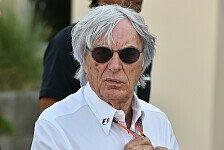 Formel 1 - V8-Motoren: Ecclestone vs. Mercedes