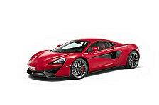 Auto - McLaren 540C: Zweites Modell der Sports Series