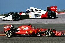 Formel 1 - Hall of fame: Schnellste Rennrunden