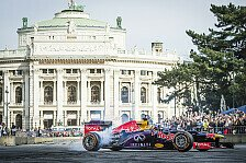 Formel 1 - Bilder: Red-Bull-Showrun in Wien