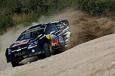 WRC - Video: Auff�llige Motorger�usche bei Ogier