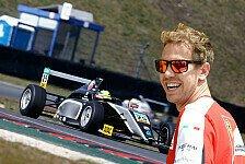 Formel 1 - Vettel gratuliert Mick Schumacher zum ersten Sieg