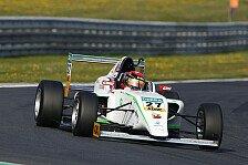 ADAC Formel 4 - Punkte und Aufholjagd für Marvin Dienst in Spa