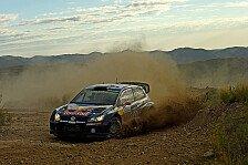 WRC - Latvala nach dramatischem Tag auf Rang drei