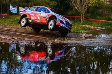 WRC - Video: Hyundai: Technische Probleme an Tag 1 in Argentinien