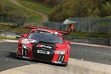 VLN - Neuer Audi R8 LMS feiert ersten Rennsieg