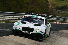 VLN - �berzeugendes Paket: Seefried verst�rkt Bentley Team HTP