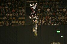 NIGHT of the JUMPs - Melero fliegt ab: Rinaldo siegt mit Double Hartattack in M�nchen