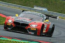 ADAC GT Masters - Baumann: Top-5 zum Start in die neue Saison