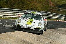 24 h Nürburgring - Manuel Metzger voller Optimismus