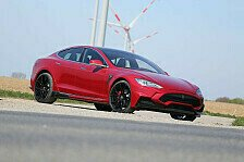 Auto - Larte: Tesla Model S Elizabeta mit 900 PS geplant