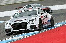 Motorsport - Coleselli feiert Sieg im Audi Sport TT Cup