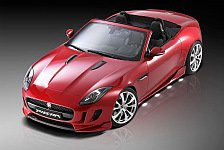 Auto - Tailor Made Performance Line: Hingucker: Jaguar F-Type Roadster 5.0 V8