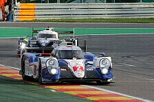 WEC - Video: Spa-Francorchamps: Highlights 2. Stunde