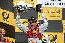 DTM - Jamie Green gewinnt Chaos-Rennen in Hockenheim