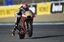MotoGP - Aprilia feiert: Zweiter Punkt für Bautista