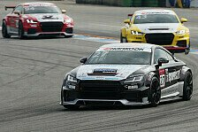 Motorsport - Marschall triumphiert im Audi Sport TT Cup