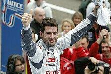 Motorsport - Tourenwagen-Stars komplettieren Race of Champions