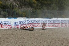 MotoGP - Safety Commission schreitet ein: Grip-Probleme in Jerez: Umbau gefordert