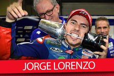 MotoGP - Video: MSM TV: Jorge Lorenzo eilt zum Heimsieg
