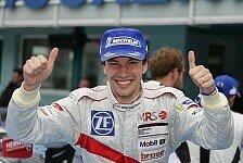 Carrera Cup - Christian Engelhart zur Saison 2015