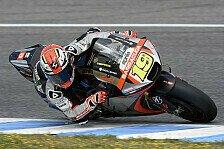 MotoGP - Aprilia in Le Mans noch ohne stufenloses Getriebe
