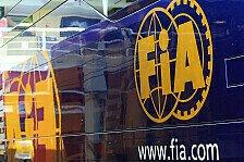 Formel 1: Kopier-Verbot & Concorde final, Superlizenz-Änderung