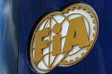 Formel 1 - Regeländerungen: FIA nimmt Vorschläge an