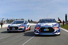 24 h Nürburgring - Hyundai schickt zwei Autos