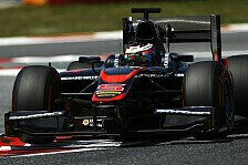 GP2 - Hilmer-Youngster in Top-10: Stoffel-Time in Spanien: Pole f�r Vandoorne