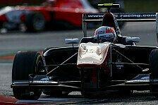 GP3 - Ghiotto beim Auftakt auf der Pole