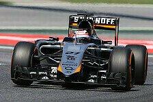Formel 1 - Hülkenberg: Zu schlecht für Punkte